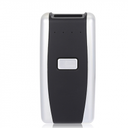 Портативный Bluetooth-cканер штрихкода QunSuo Portable Mini Mobile Bluetooth 1D Laser (S01)
