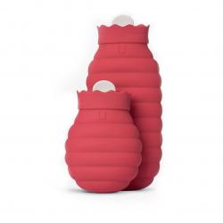 Силиконовая грелка Xiaomi Jotun Judy Microvable Gel Hot Water Bottle Size S Red