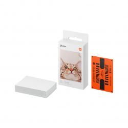 Бумага для карманного фотопринтера Xiaomi Mijia Pocket Print Stick Photo Paper (50 листов в упаковке)