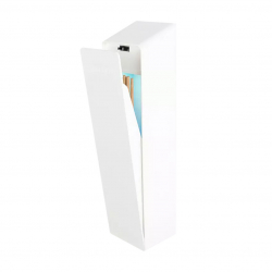Стерилизатор для столовых приборов Xiaomi Liu Linu Six Vertical Intelligent Sterilization Chopsticks Tube White (LSZCA01W)