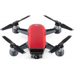 Квадрокоптер DJI Spark Fly More Combo Red