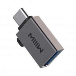 Адаптер Xiaomi MIIIW Connection USB-Type-C (MWCMA03)