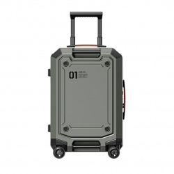 Чемодан Xiaomi UREVO Suitcase Sahara Army 28 дюймов Dark Green