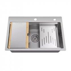 Умная многофункциональная кухонная мойка Xiaomi Mensarjor Kitchen Multifunctional Sink Washing Machine (2418)