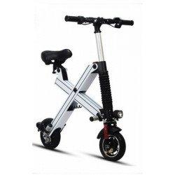 Складной Электрический Скутер Electric Scooter Xcape X Cross White