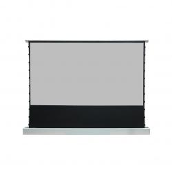 Напольный экран высокого качества для лазерного проектора XY Electric Floor Rising Projector Screen 100 дюймов (EDL83)
