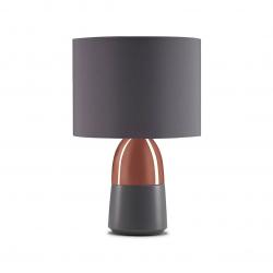 Прикроватная лампа Xiaomi Bedside Touch Table Lamp Gray (2 шт в комплекте)