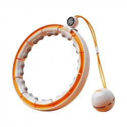 Умный массажный обруч с утяжелителем и счетчиком Xiaomi FED Multifunctional Smart Hula Hoop M 74-90 см (FED-HLQ-01-001)