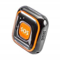 Мини GPS трекер/GPS маяк кулон Reachfar RF-V28 Black