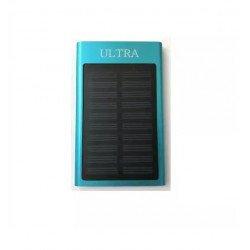 Аккумулятор на Солнечных Батареях Solar Power Bank Ultra 2000 Blue