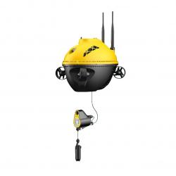 Подводный дрон для рыбалки и подводной съемки Gladius Chasing F1 Fish Finder Drone
