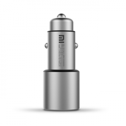 Автомобильное зарядное устройство Xiaomi на 2 USB Quick Charge 3.0 (CZCDQ02ZM)