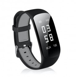 Фитнес-браслет Fitness Tracker Watch Z17 Sports Black