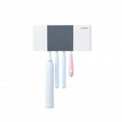 Умный дезинфицирующий держатель зубных щеток Xiaomi Liushu Toothbrush Sterilizer Box UV Disinfection Holder (LSZWD01W)