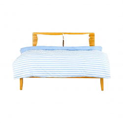 Летнее одеяло с умной формулой Xiaomi 8H Softcool L2 White - Blue (180х200)