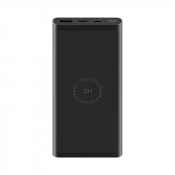 Внешний аккумулятор с возможностью беспроводной зарядки Xiaomi ZMI 10000 mAh Black (WPB100)