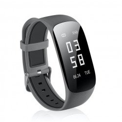 Фитнес-браслет Fitness Tracker Watch Z17 Sports Gray