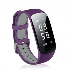Фитнес-браслет Fitness Tracker Watch Z17 Sports Purple
