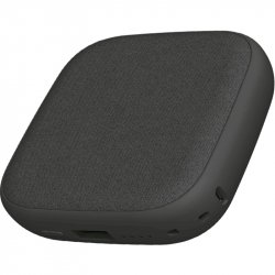 Внешний аккумулятор с поддержкой беспроводной зарядки Xiaomi Solove W5 Black