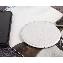 Беспроводное зарядное устройство Xiaomi VH wireless charge с функцией быстрого заряда White