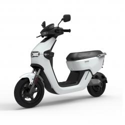 Электроскутер Xiaomi Molinks Electric Motorcycle Enjoy Version 800 Вт White (1 аккумуляторная батарея)