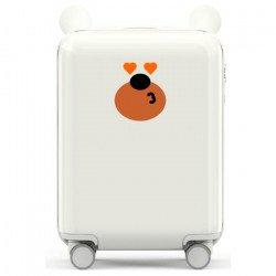 Детский чемодан Xiaomi Childish Little Ear Trolley Case 18 дюймов White