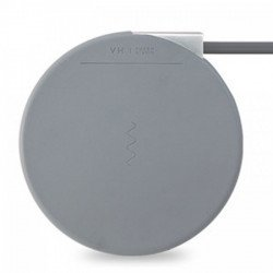 Беспроводное зарядное устройство Xiaomi VH wireless charge Dark Grey