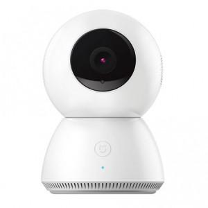 Видеокамеры Xiaomi, IP камера Xiaomi Mijia 360 Home Camera White, Белый