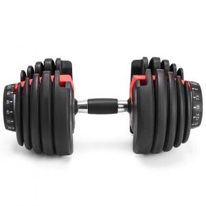 Гантель разборная Original Fitness со ступенчатой регулировкой