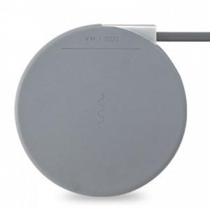 Беспроводное зарядное устройство Xiaomi VH wireless charge с функцией быстрого заряда Dark Grey