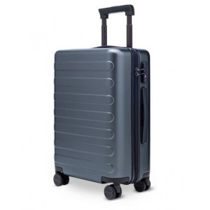 Чемодан Xiaomi Mi Trolley 90 Points Seven Bar Suitcase 24 дюймов Titanium Grey фото