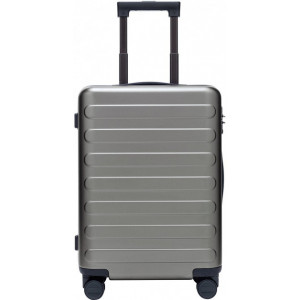 Чемодан Xiaomi Mi Trolley 90 Points Seven Bar Suitcase 28 дюймов Light Grey фото