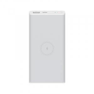 Универсальные внешние аккумуляторы Аккумулятор с поддержкой беспроводной зарядки Xiaomi Wireless Power Bank Youth Edition 10000 mAh White (WPB15ZM) фото