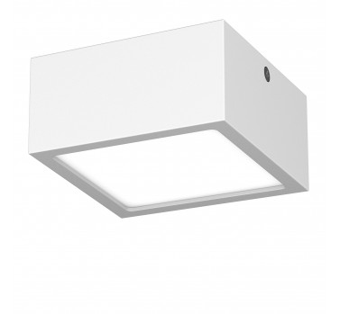 213926 Светильник ZOLLA QUAD LED-SQ 10W 780LM БЕЛЫЙ 4000K IP44 (в комплекте)