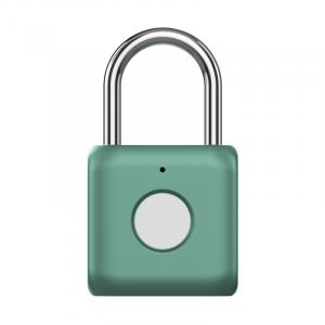 Замки врезные Умный замок Xiaomi Smart Fingerprint Lock Padlock Green (YD-K1) фото