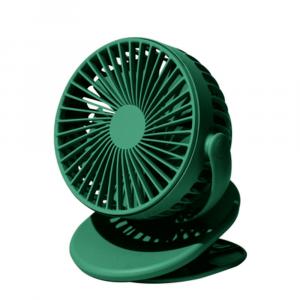 Портативный переносной вентилятор Xiaomi Solove Pixel Music Clip The Fan F3 Green фото