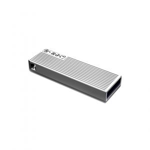 Мини USB-Flash накопители Xiaomi Jessis USB 2.0 Silver 32Gb фото