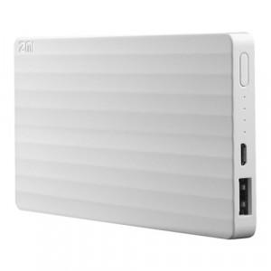 Внешний аккумулятор Xiaomi ZMI 10000 mAh White (PB810)