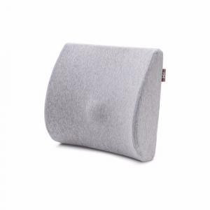 Чехлы и накидки на сиденья Ортопедическая подушка для спины 8H Memory Sponge Back K1 Gray фото