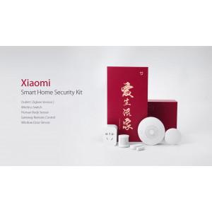 Системы Умный дом Комплект умного дома Xiaomi Smart Home Security Kit фото