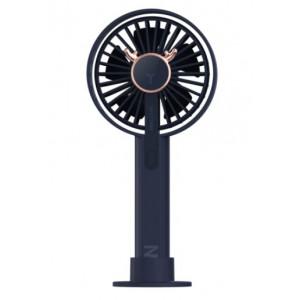 Переносной настольный вентилятор Xiaomi Love Life Portable Handheld Fan Dark Blue фото