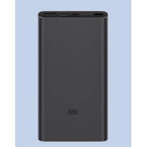 Универсальные внешние аккумуляторы Внешний аккумулятор Xiaomi Power Bank 3 10000mAh USB-C Black фото