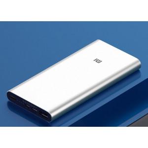 Универсальные внешние аккумуляторы Внешний аккумулятор Xiaomi Power Bank 3 10000mAh USB-C Silver фото