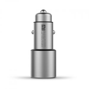 FM-трансмиттеры Автомобильное зарядное устройство Xiaomi на 2 USB Quick Charge 3.0 (CZCDQ02ZM) фото
