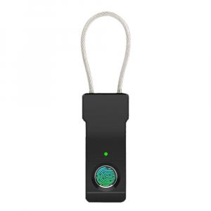 Замки врезные Умный навесной замок YouSmart C1 Portable Mini Smart Fingerprint Lock Black фото