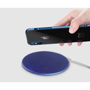 Беспроводное зарядное устройство Xiaomi VH wireless charge Blue  - купить со скидкой