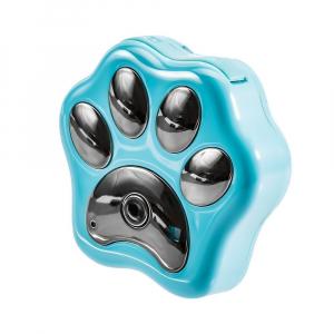 GPS трекер для собак и кошек Real Find V-30 с поддержкой WiFi Blue фото