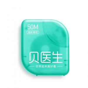 Зубные нити Зубная нить Xiaomi Doctor B Dental Floss 50M фото