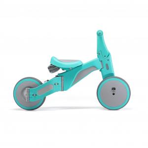 Детский велосипед-беговел Xiaomi Xiao Wei 700Kids Transformation Buggy Green (TF-1) фото