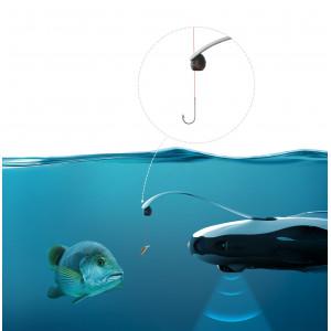 Приманка черная PowerVision Bait Drop для подводных дронов серии PowerRay